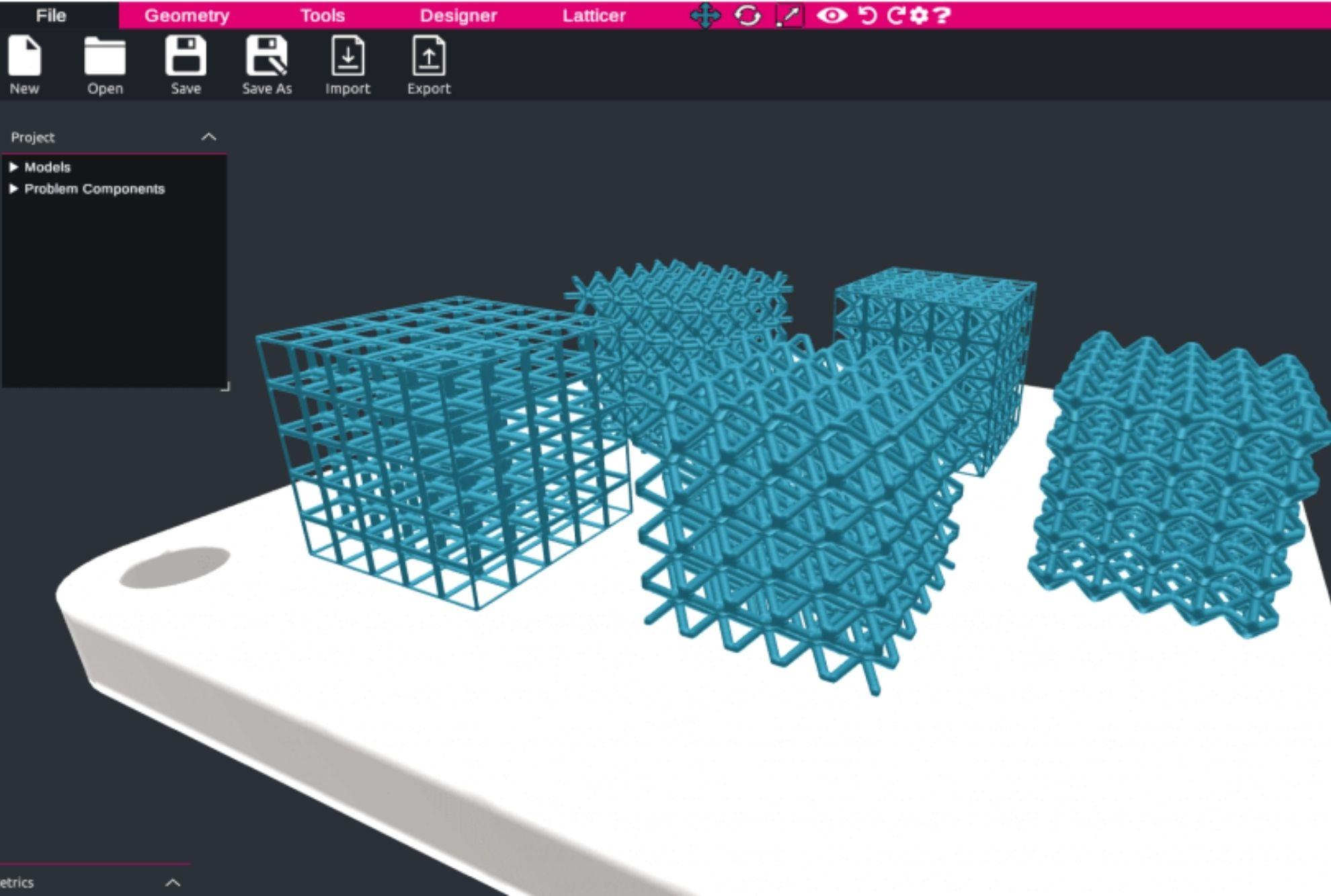 Gen3D Software update 1.8
