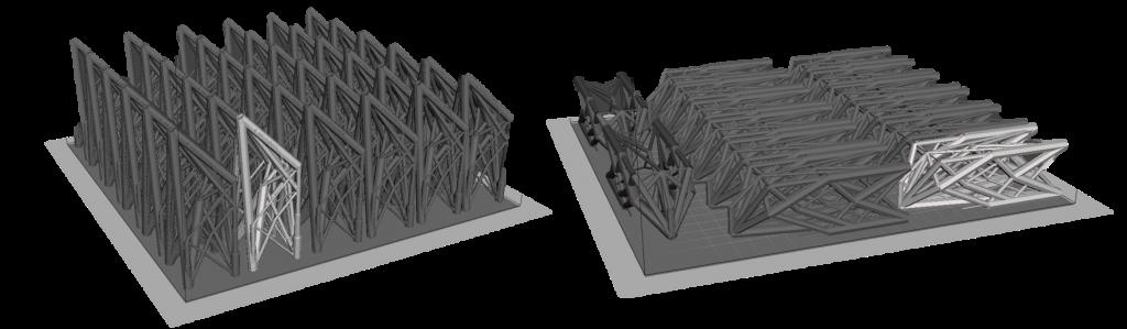 cantilever base plates